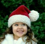 آموزش بافت کلاه بابا نوئل