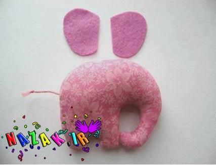 عروسک-فیل-کوچک-2