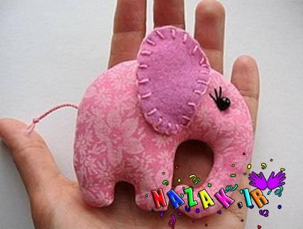 عروسک-فیل-کوچک-8