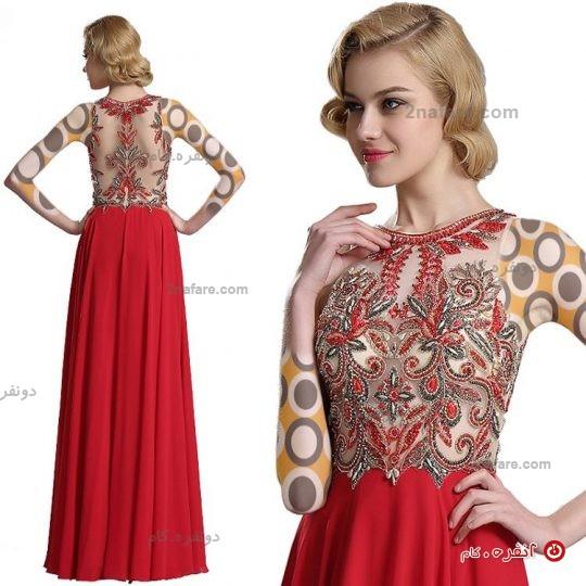 لباس-بلند-و-زیبای-مجلسی-کولابx540 (1)