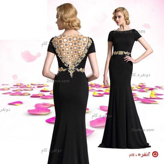 لباس-بلند-و-زیبای-مجلسی-کولابx540 (2)
