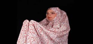 آموزش دوخت چادر زنانه مدل کله قندی