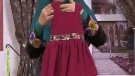 دانلود الگوی لباس بچگانه