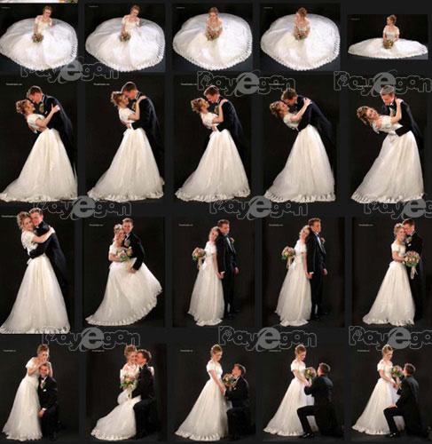 دانلود ۶۰۰ ژست حرفه ای عروس دامادعکس ...