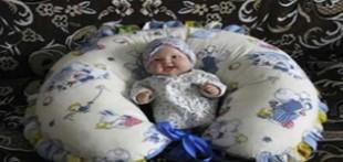 آموزش دوخت بالش شیردهی و بارداری