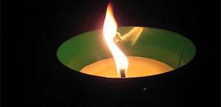 آموزش ساخت شمع دارچینی