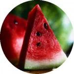 درمان با هندوانه