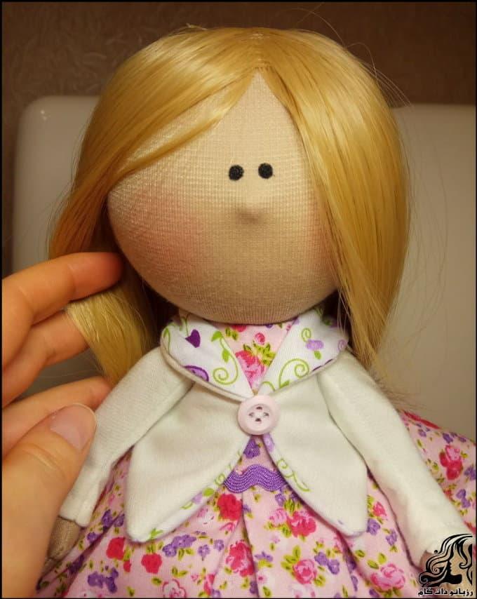 آموزش کامل ساخت عروسک روسی