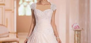 آموزش خیاطی-دوخت لباس عروس با الگو و آموزش کامل