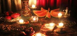 تزیین شیک برای شب یلدای امسال