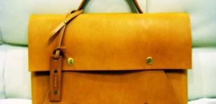 آموزش دوخت کیف چرم زنانه با دست