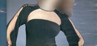 آموزش دوخت پیراهن آستین رگلان با دامن لنگی