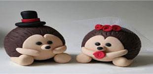 آموزش عروسک خمیری های فانتزی