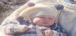 آموزش بافت کلاه دلقکی بچگانه