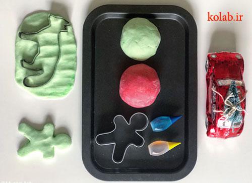 کتاب آموزش ساخت اسباب بازی در خانه
