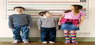 عواملی که باعث قد کوتاهی کودکان می شود