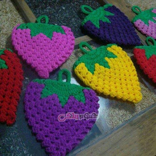 kolab-Strawberry-sponges-crocheted-24
