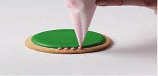 آموزش ساخت قیف کاغذی کیک