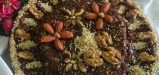 دستور پخت حلوا خرمایی برای ماه رمضان