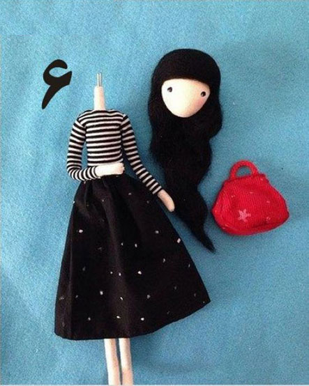 making doll with wires-kolab (6)