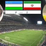 بازی ایران و ازبکستان ۱۴ خرداد ۹۱