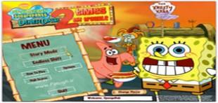 دانلود رایگان بازی جذاب باب اسفنجی گارسون کم حجم SpongeBob Diner Dash